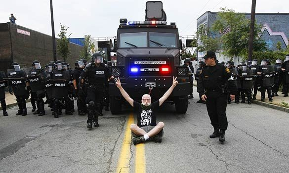 How To Prevent Another Militarized Police Massacre