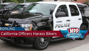 Hessians MC Targeted and Harassed by Chino PD