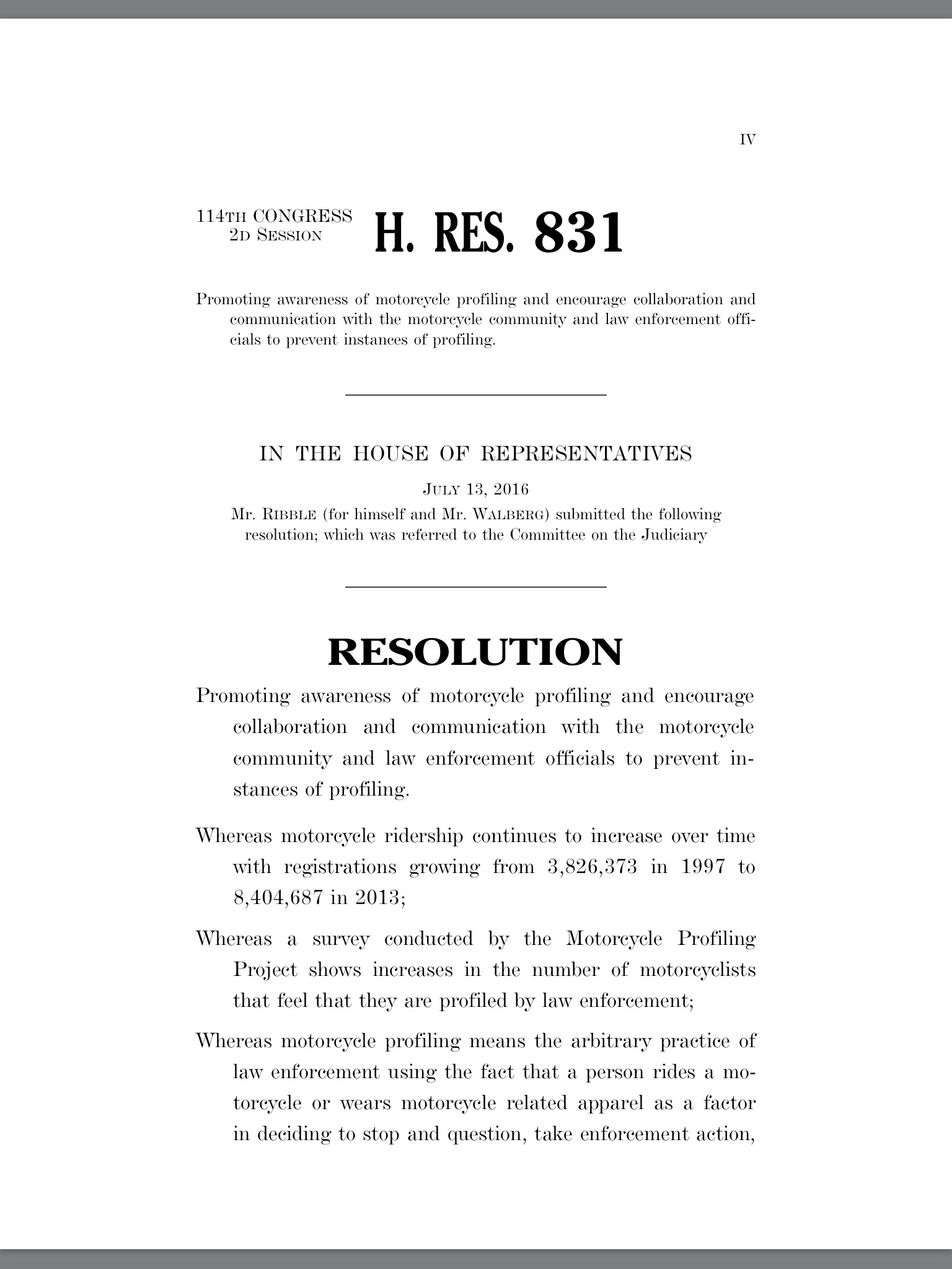 US-House-Resolution-831-page1