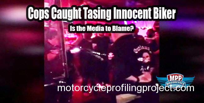 Florida Media and Police Unconstitutionally Targeting Motorcycle Clubs