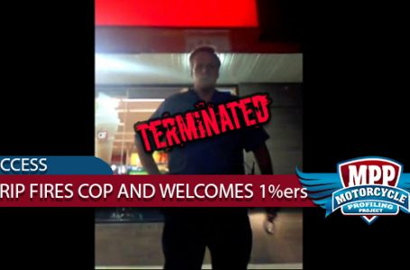 KCPD Officer Working for Quick Trip Threatens Sons of Silence & Mongols