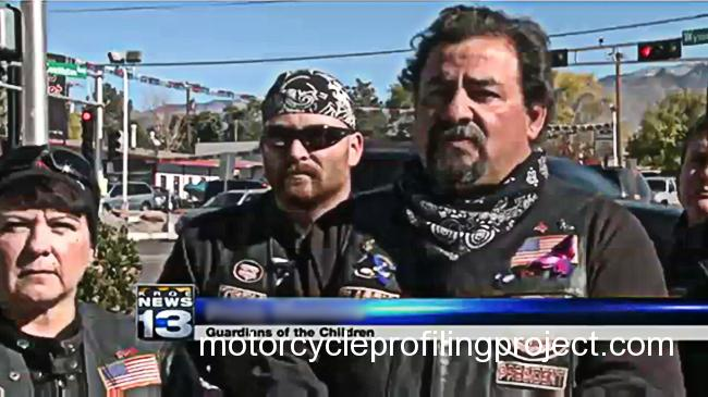 Police are Even Targeting Motorcycle Clubs Committed to Child Welfare