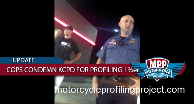 Other Cops Condemn KCPD Profiling Of 1% Motorcycle Clubs