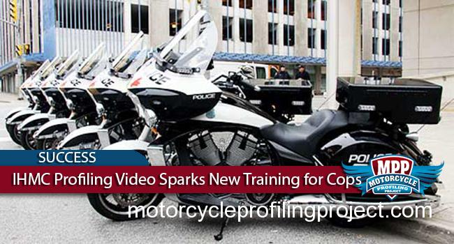 Biketoberfest Motorcycle Profiling Video Sparks Investigation & Retraining