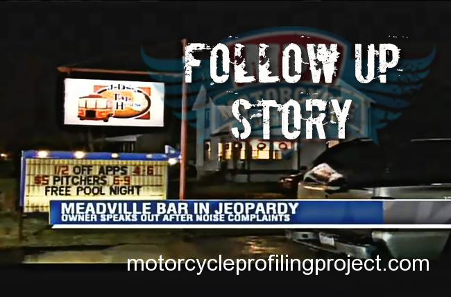Biker Bar Targeted for Closure – Owner Talks to Media, Authorities Silent