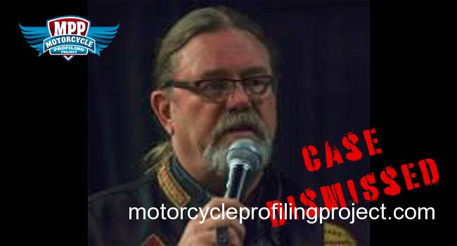 Charges Against Key Motorcycle Rights Activist Dismissed in Waco