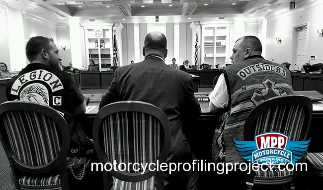 Maryland's Motorcycle Profiling Bill Moving Through Legislature