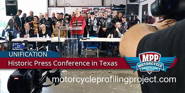 National Council of Clubs Announces Unified Protest Against Motorcycle Profiling