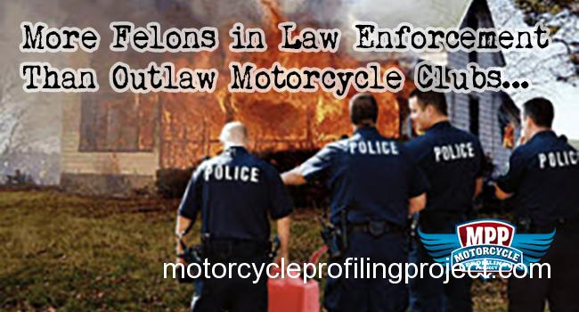 Statistics Prove Outlaw Motorcycle Clubs Not A Public Threat