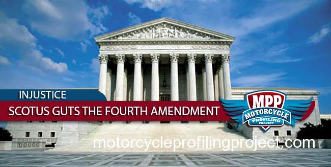 Supreme Court Guts the Fourth Amendment