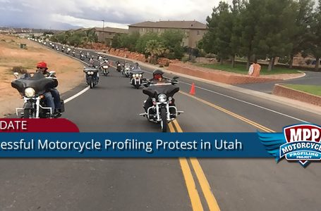 Fight Against Motorcycle Profiling Showing Success in Utah
