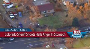 Colorado Sheriffs Cover-Up Shooting Hells Angel In Stomach